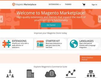 marketplace.magento.com screenshot