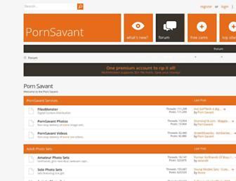 Thumbshot of Pornsavant.com