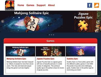 kristanix.com screenshot