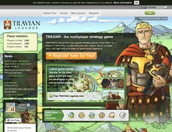 Thumbshot of Travian.com.au