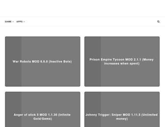 gamedva.com screenshot
