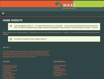 Thumbshot of Maxc.nl