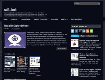 trickerzzzsoftware.blogspot.com screenshot