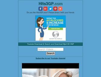 hits3gp.com screenshot