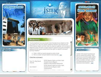 istek.org.tr screenshot