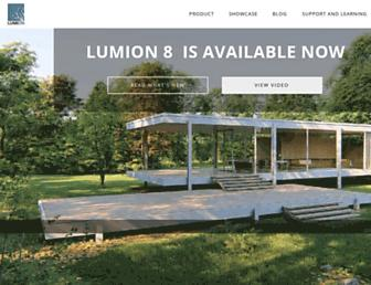 lumion.com screenshot