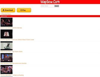 wapsows.com screenshot
