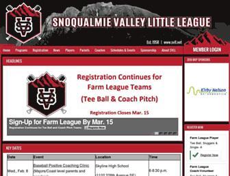 svll.net screenshot