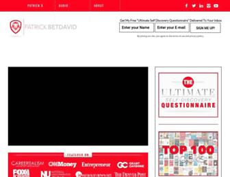 patrickbetdavid.com screenshot
