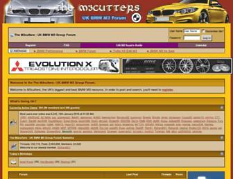 Thumbshot of M3cutters.co.uk