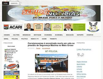 seridonoticias.com screenshot