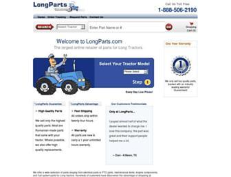 longparts.com screenshot