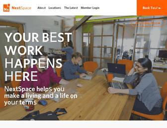Thumbshot of Nextspace.us