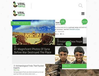 Thumbshot of Viralturtle.com