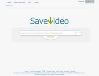 Thumbshot of Save-video.com