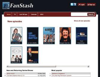 Thumbshot of Fanstash.eu