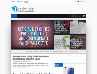 techtrickz.com screenshot