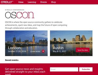 Thumbshot of Oscon.com