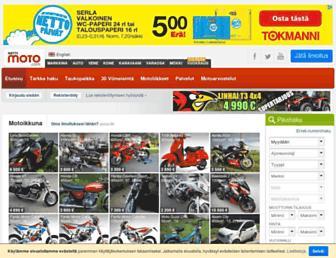 nettimoto.com screenshot