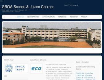 sboajc.org screenshot
