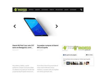 androidphoria.com screenshot