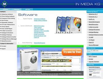 in-mediakg.com screenshot