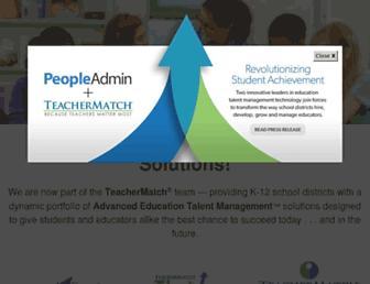 Thumbshot of Eschoolsolutions.com