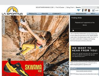 sportiva.com screenshot