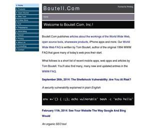 boutell.com screenshot