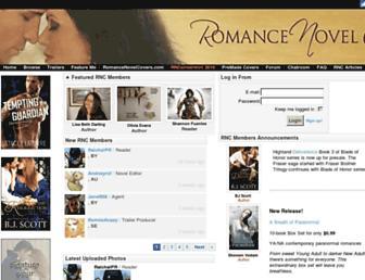 Thumbshot of Romancenovelcenter.com