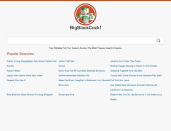 bigblackcock.org screenshot
