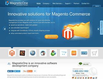 Thumbshot of Magneticone.com
