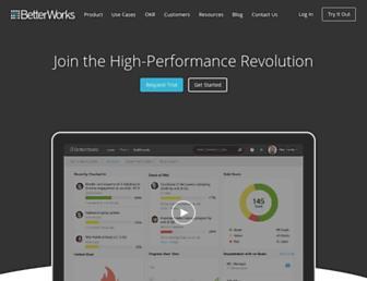 Thumbshot of Betterworks.com