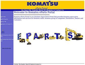 kapeparts.com screenshot