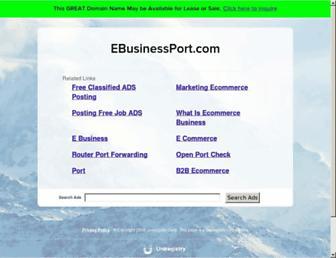 Thumbshot of Ebusinessport.com