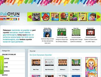 fazlaoyun.com screenshot