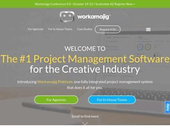 Thumbshot of Workamajig.com