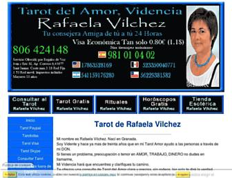 rafaelavilchez.com screenshot