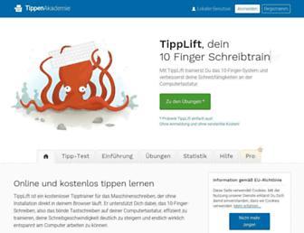 tippenakademie.de screenshot