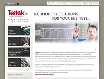 myteltek.com screenshot