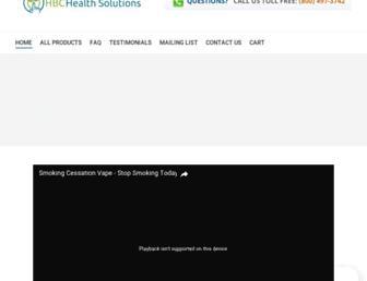 hbcprotocols.com screenshot