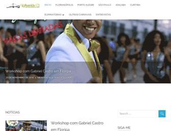 naavenida.com.br screenshot