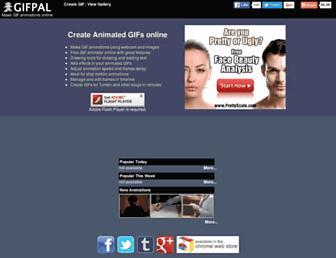 Thumbshot of Gifpal.com