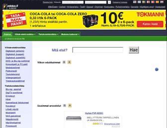 edukas.fi screenshot