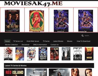 moviesak47.me screenshot