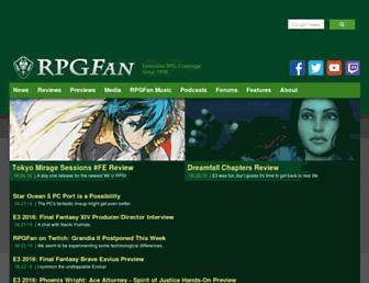 Thumbshot of Rpgfan.com