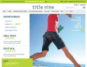 Thumbshot of Titlenine.com