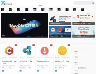 xclient.info screenshot