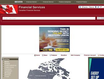 financialservices.cc screenshot