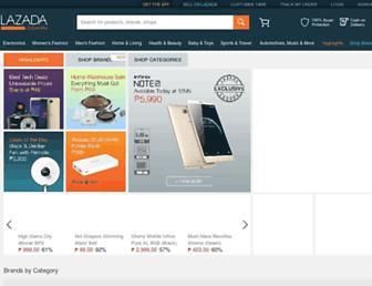 Thumbshot of Lazada.com.ph